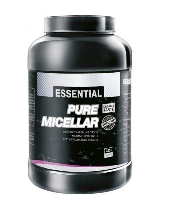 Prom-in Essential pure micellar casein - 1000g, čokoláda