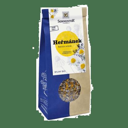 Sonnentor Heřmánek sypaný bio 50g