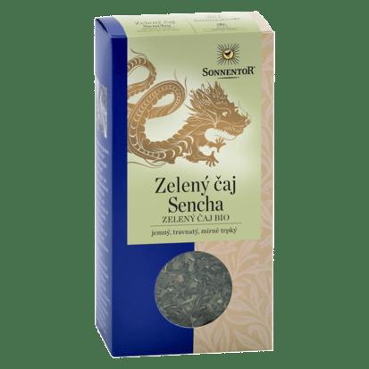 Sonnentor Zelený čaj - Sencha sypaný bio 100 g