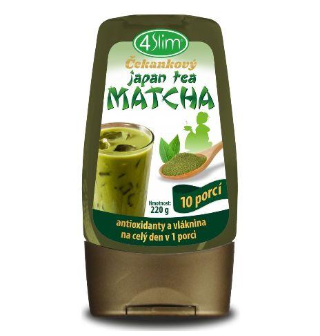 4Slim Čekankový japan Tea Matcha 220g
