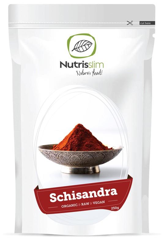 Nutrisslim Schisandra Powder Bio 250g (Klanopraška čínská)