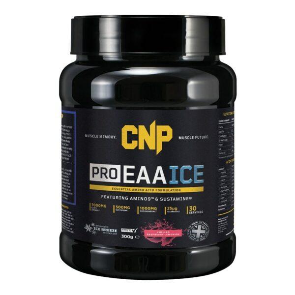 CNP Pro EAA ICE 300g chilled raspberry lemonade