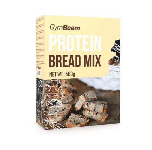 GymBeam Proteinový chléb Protein Bread Mix 500 g - GymBeam
