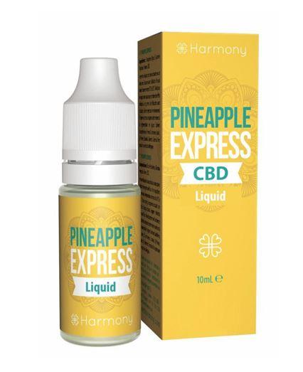 Harmony Harmony CBD Liquid Pineapple Express 10ml, 30-600 mg CBD - 30 mg CBD, 10 ml