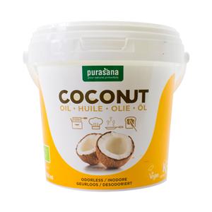 Purasana Coconut Oil BIO 0,5 l (Kokosový olej)