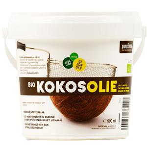 Purasana Coconut Oil BIO 2 l (Kokosový olej)