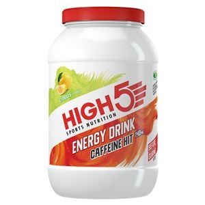 High5 Energy Drink Caffeine Hit 1,4kg citrus