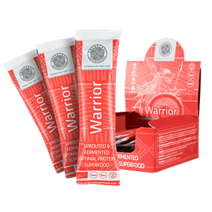 Ancestral Superfoods Warrior BIO 10g balení 10 sáčků