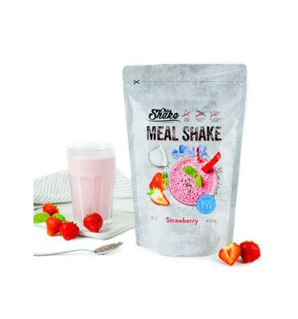 ChiaShake Chia Meal Shake jahoda 15 jídel