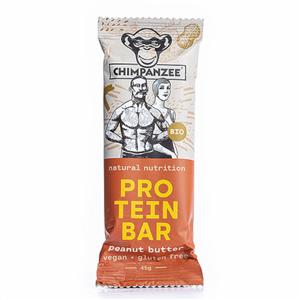 Chimpanzee Protein Bar BIO 45g peanut butter