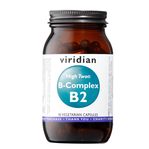 Viridian B-Complex B2 High Two® 90 kapslí