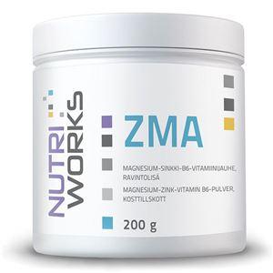 NutriWorks ZMA 200g