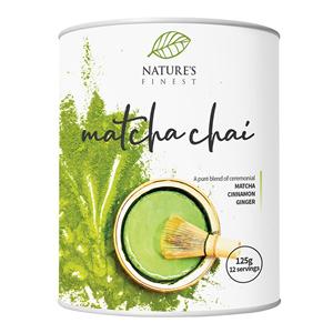 Nutrisslim Matcha Chai Bio 125g (Matcha čaj Bio)