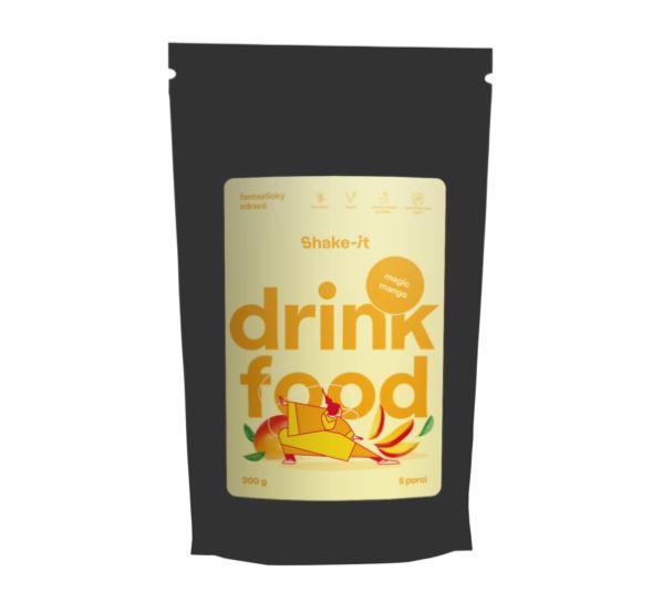 Fronies s.r.o. Shake-it Magic Mango 200g